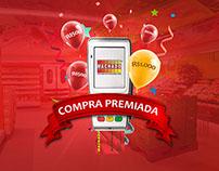 Rede Machado   Campanha Compra Premiada
