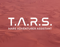 T.A.R.S. - Space Colony Web App