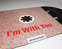 I'm With You Album Cover