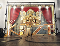 K歌之王 styleframe