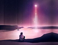 Rising Star | Digital Art