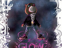 Glow in the Dark Tour Poster