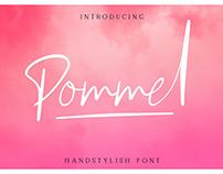 Free Pommel Handstylish Script Demo 2018