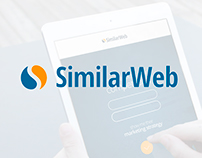 SimilarWeb mini-app and banners