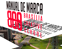 Fantasma: Manual de marca - Brasília Creative School.