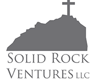 Solid Rock Ventures LLC Logo Design