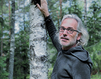 Jason Freskos Creates a Large Organic Garden to Feed