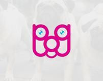 gg dogs - Brand Identity