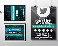 Event Branding - Selection Days FinTech