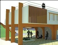Public Space Design: Sport Center