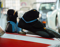 Velocità- Car racing shoes