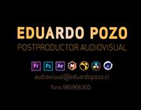 Reel 2019 Postproducción