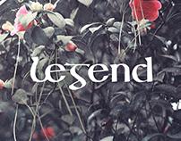 Legend font (free, latin & cyrillic)