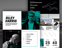 Riley Harris- Athlete Webpage