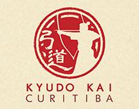 Kyudo Kai Curitiba - Logo e Banners
