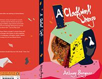 A Clockwork Orange book cover design