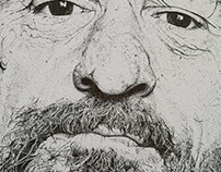 InkPointsDrawings By Eloy Guerra Navarro a.k.a. ArtWars