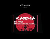 KARMA BY KOJI - CONRAD PUNE