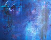Wabi Sabi, Acrylic, 40x40