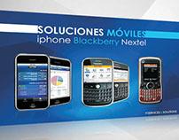 Brochure - Soluciones Móviles (Itsands)
