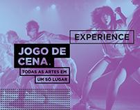 Jogo de Cena: Experience