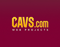 Cavs.com Web Projects