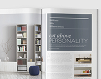 Magazine Template - InDesign 24 Page Layout V13