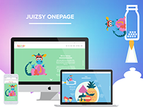 The JUIZSY Onepage