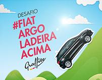Desafio FIAT Argo Ladeira Acima