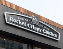Rocket Crispy Chicken