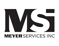 Meyer Services Inc Logo Design