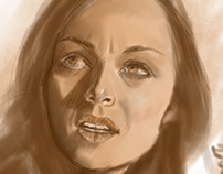 Digital sketching-Art study