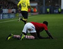 Burton Albion VS Barnsley 0-0