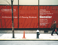 Christie's Relocation Signage
