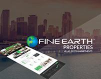 Fineearthproperties -builders web design