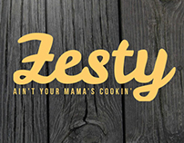 Zesty Magazine: Ain't your Mama's Cookin'