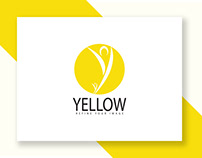 YELLOW Logo & Corporate Identity