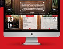 Onbeat Web site Concept