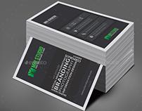 Realistic Business Card Mock-Ups