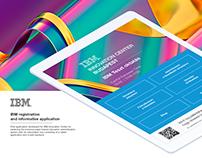 IBM   Tablet Application