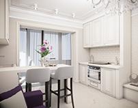 Project kitchen design