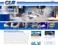 CLN Web Redesign