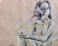 Analytical figure drawing