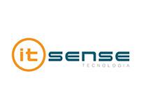 Redesign // ITSense Tecnologia