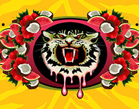 Mike's HARDER Tiger's Blood (Contest on ZOOPPA)