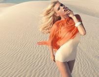 Harper's Bazaar - Sand