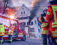 Feuerwehr-Kalender 2017