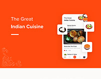 The Great Indian Cuisine | Share and Find Recipes