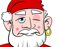 Santa Claus Character Animator Puppet
