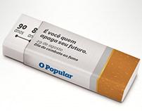 Dia de combate ao fumo.